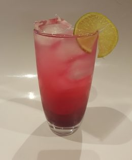 Grenadine Rickey