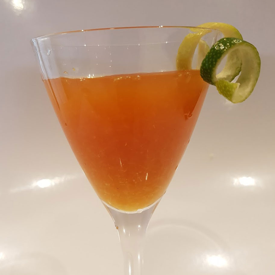 Kamikaze Mocktail
