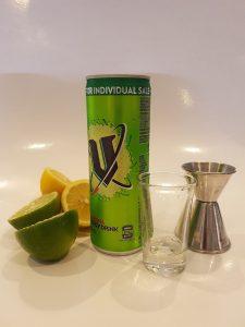 kamikazi mocktail shot ingredients