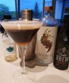 Espresso Martini Mocktail