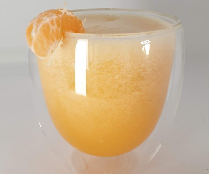 Mandarin Agua Fresca